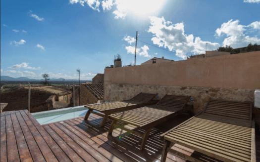 MAGNIFICA CASA EN SANTA EUGENIA - Inmobiliaria en Mallorca