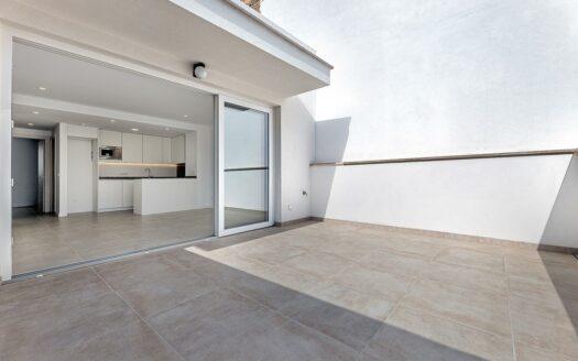 ATICO DE OBRA NUEVA - Inmobiliaria en Mallorca