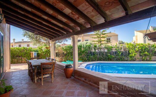 CHALET CON PISCINA EN MARRATXI - Inmobiliaria en Mallorca
