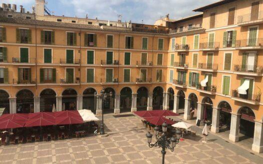 PISO EN PLAZA MAJOR - Inmobiliaria en Mallorca
